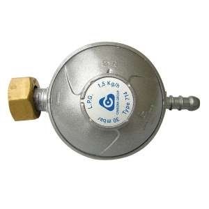 Regulator za butan propan 1.5kg/h 30mBar